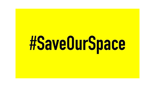 #SaveOurSpace